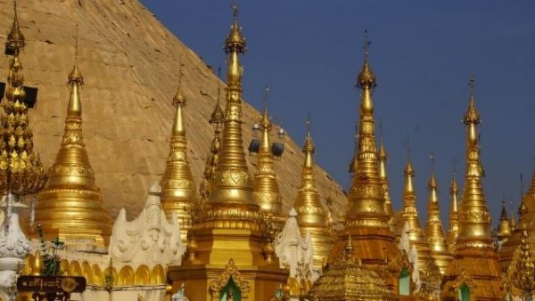 Shwedagon Golden Temple