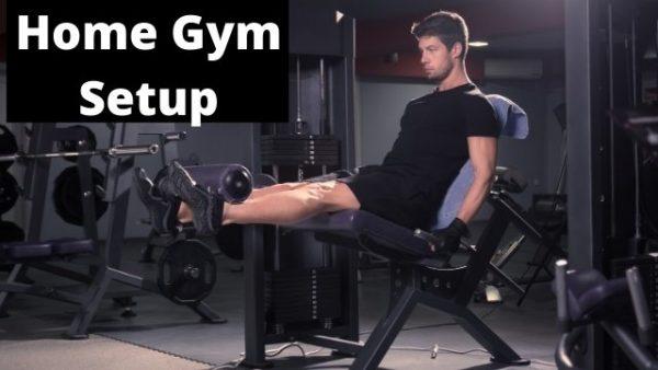 Best Home Gym Setup