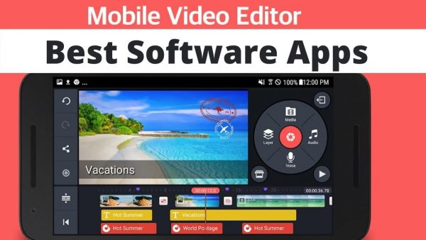 Best Video Editing Software for Android