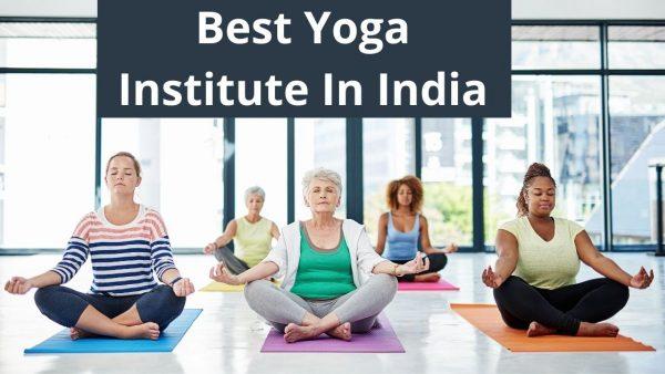 Best Yoga Institute In India