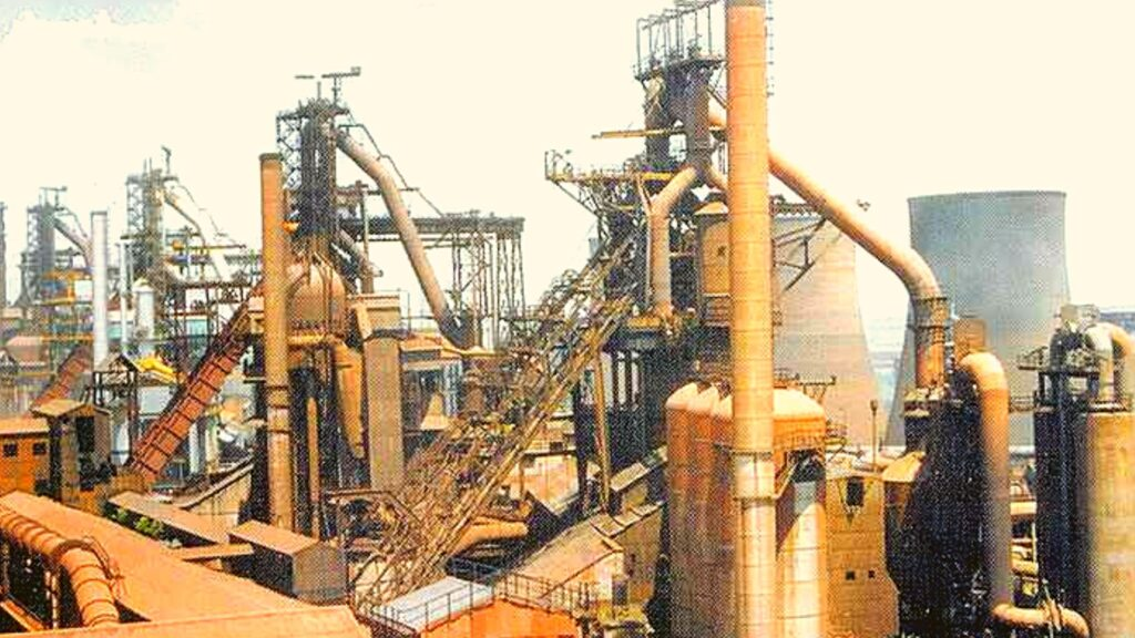 Durgapur-Iron-and-Steel-Plant-HSL