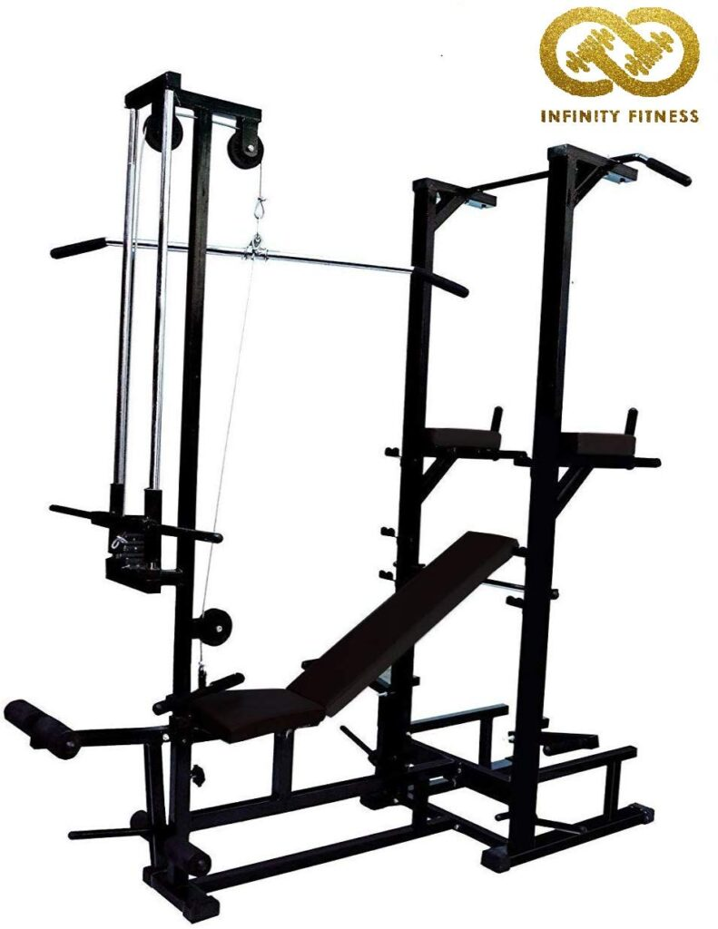 INFINITY-FITNESS-ABS-Tower
