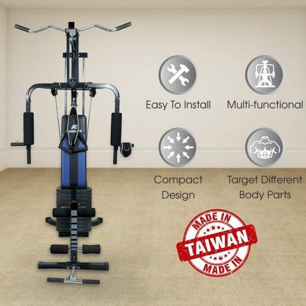 Kamachi-HG-33-Home-Gym-with-Ab-Exerciser