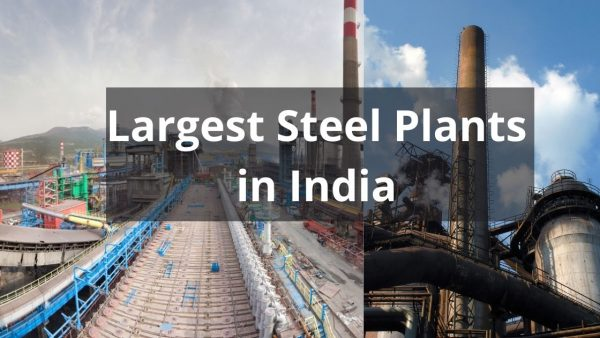 Largest Steel Plants in India