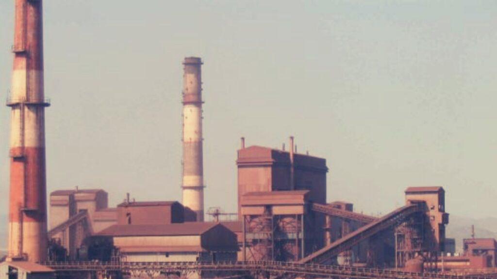 VISL-Steel-Plant