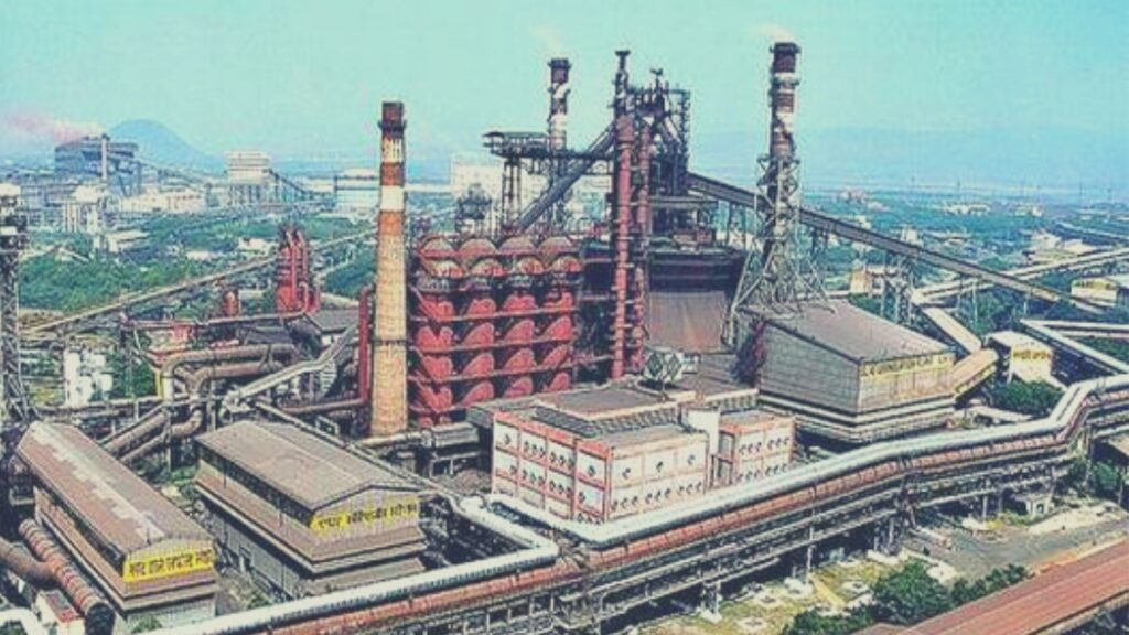 Visakhapatnam-Steel-Plant