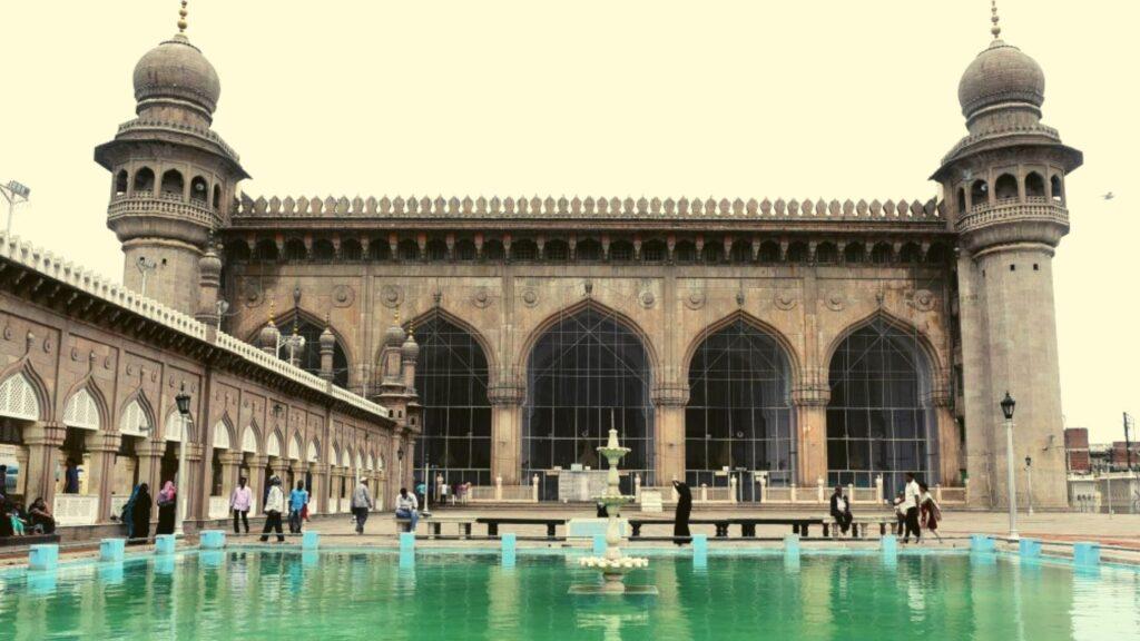 Makkah Masjid Hyderabad