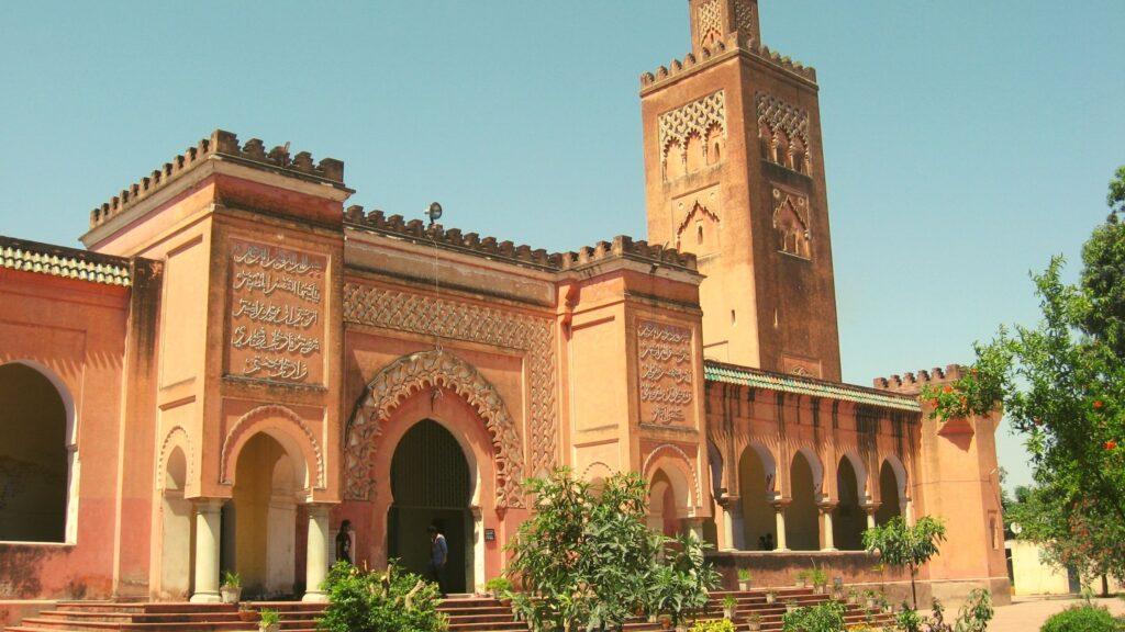 Moorish Mosque Punjab