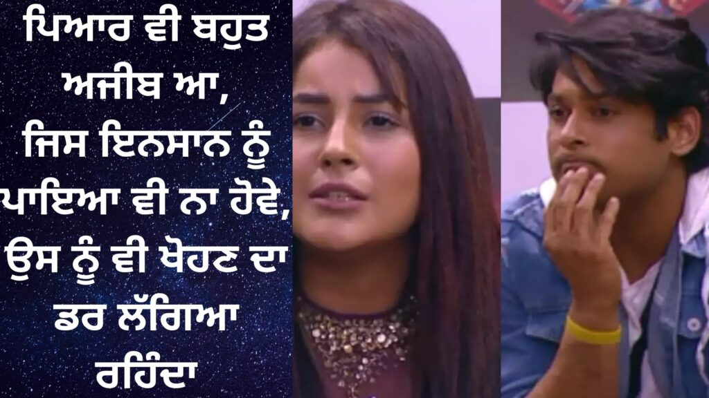 love feeling is pure punjabi shayari