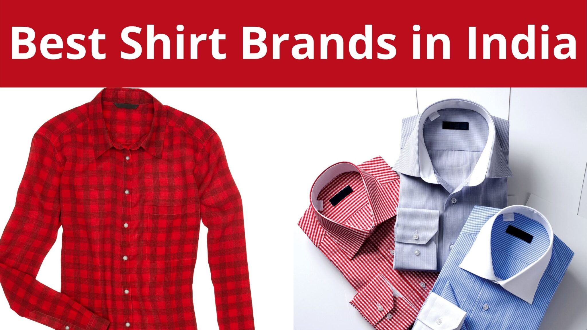 Best Shirt Brands in India