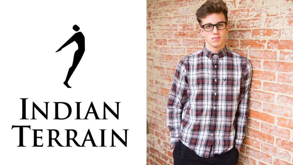 Indian-Terrain shirt brand