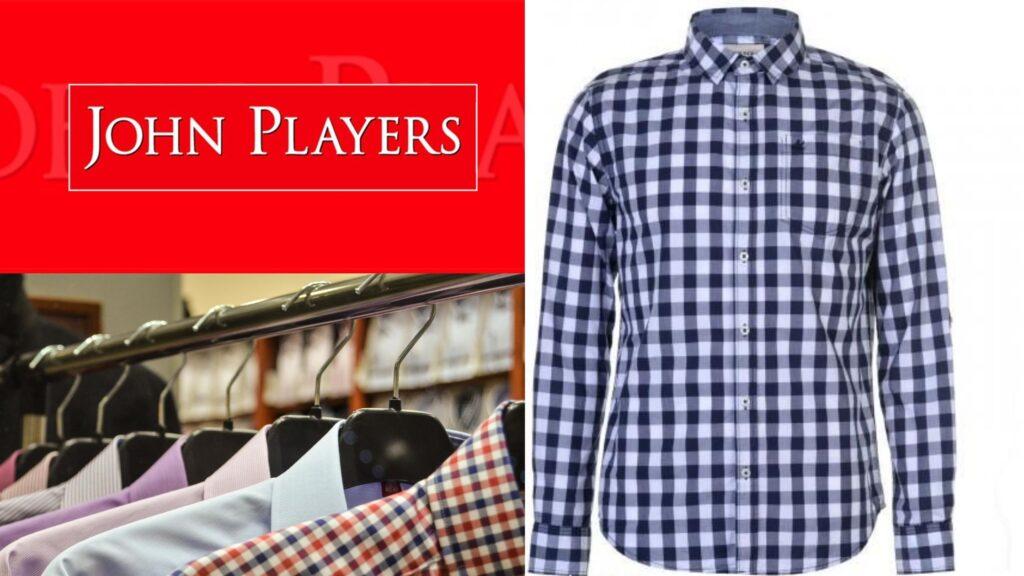 John-Player Shirt Brand