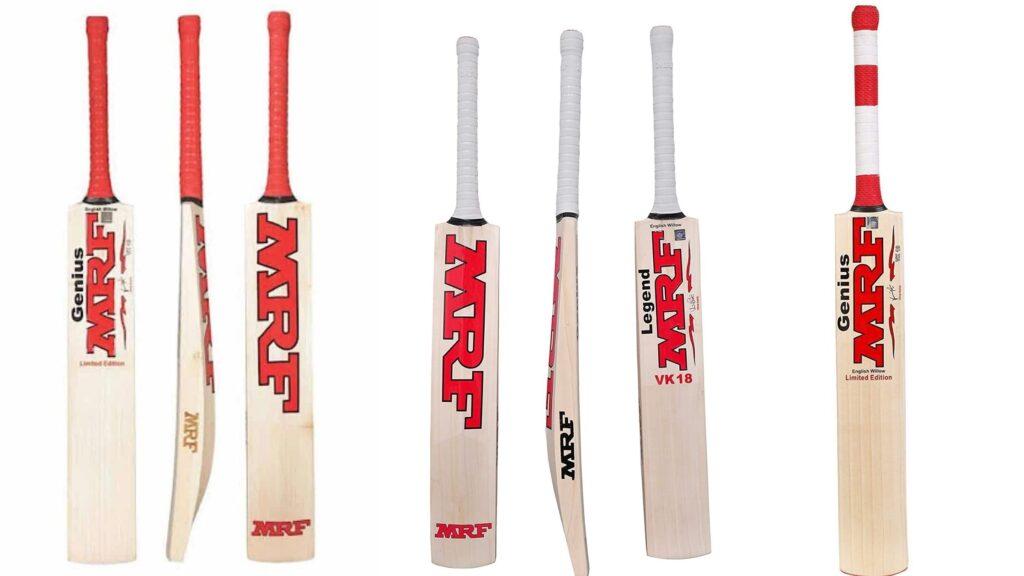 MRF Genius Cricket bat