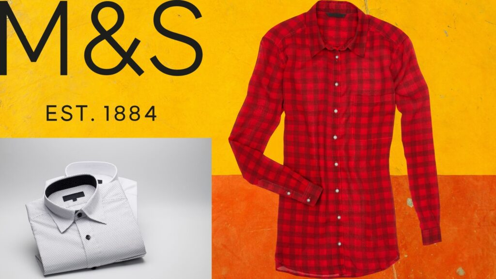 Marks-Spencer-Shirt-Brand-for-men