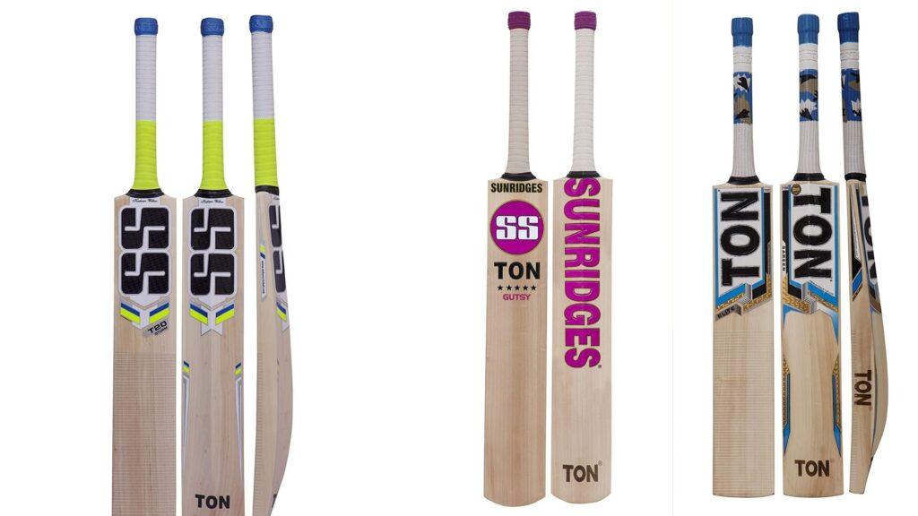 SS Ton Cricket bat