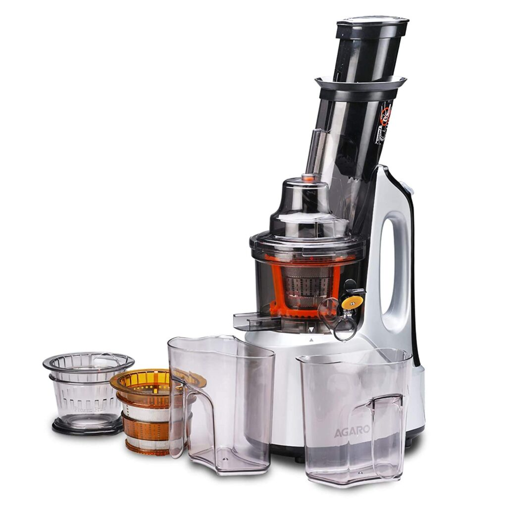 AGARO 33293 Imperial 240 Watt Slow Juicer