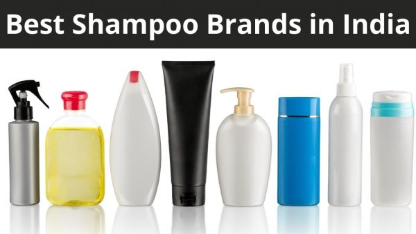 Best Shampoo Brands in India