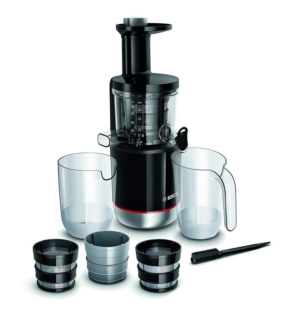 Bosch Lifestyle MESM731M 150 Watt Cold Press Slow Juicer