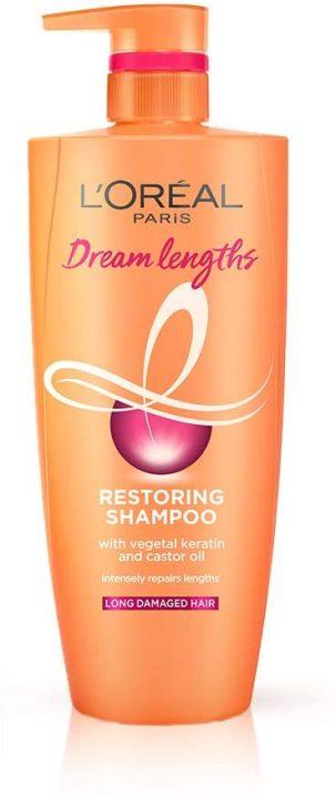 Loreal Paris Dream Lengths Shampoo