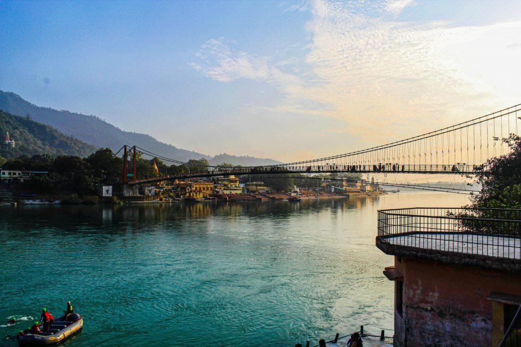 Ganga-river-in-Rishikesh