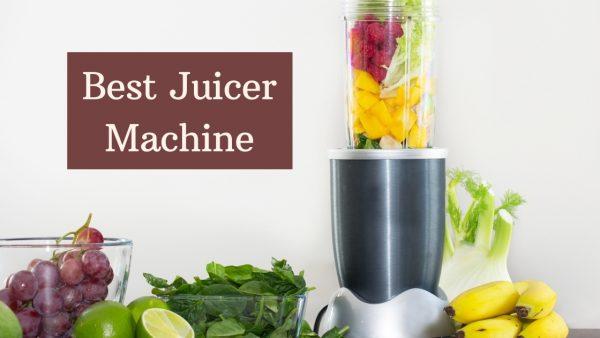 Best at Home Juicer