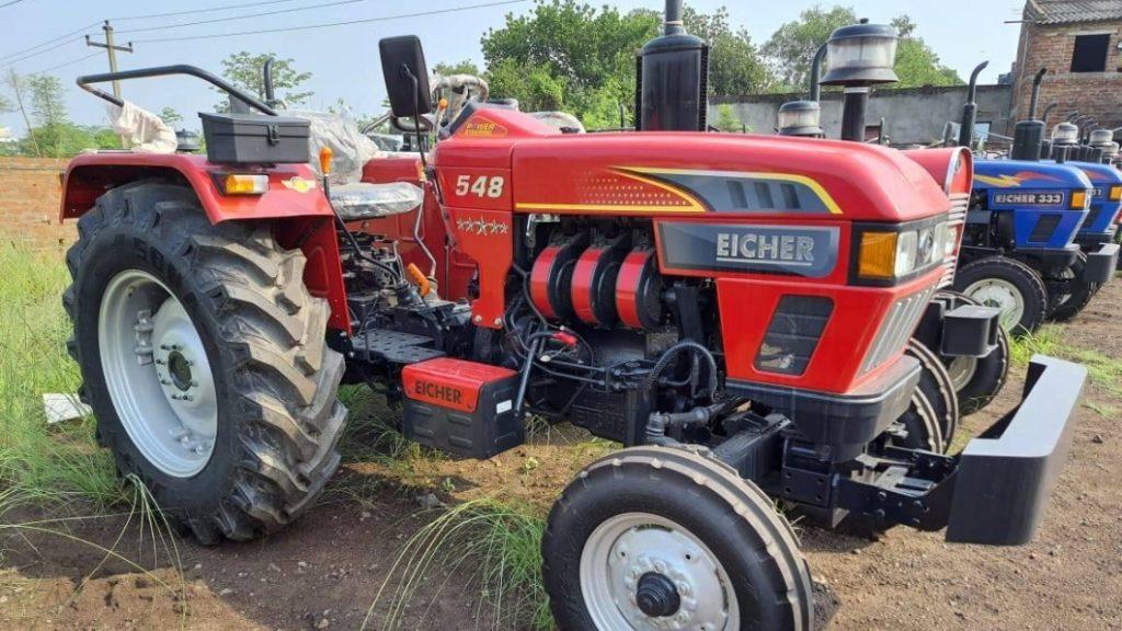 Eicher 548