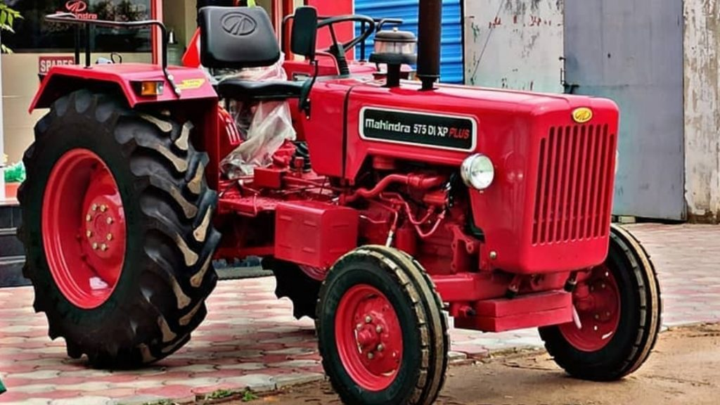 Mahindra 575Xp Plus