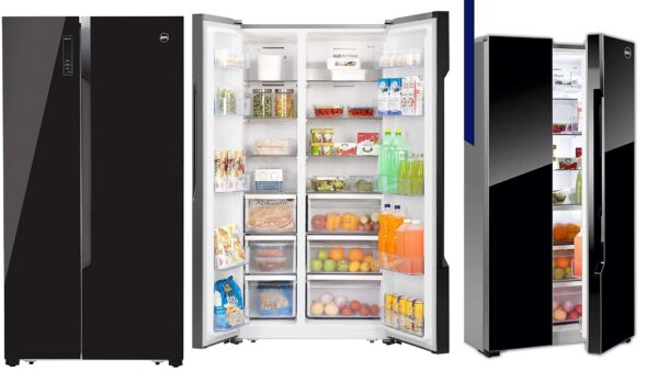 BPL 690 L Frost Free Side by Side Refrigerator R690S2