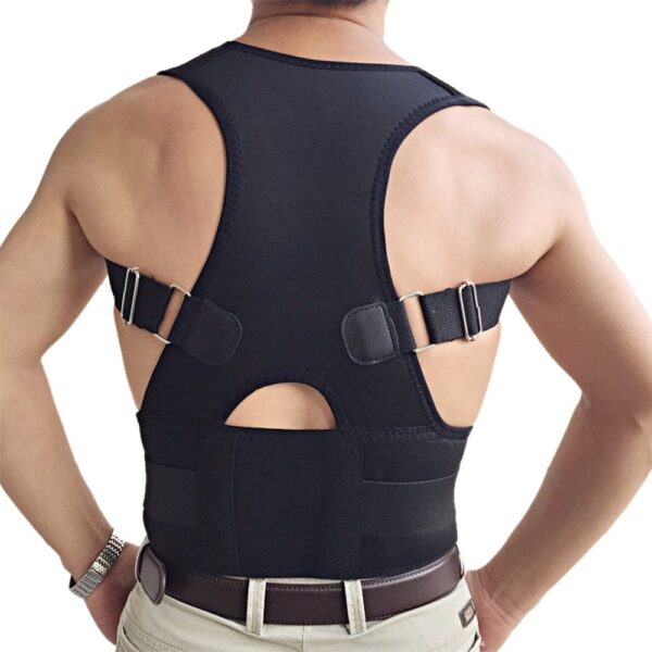 Back Lumbar Support Brace by NONPAREIL