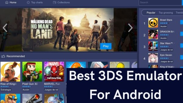 Best 3DS Emulator For Android