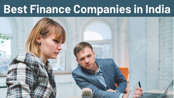 Best Finance Companies in India