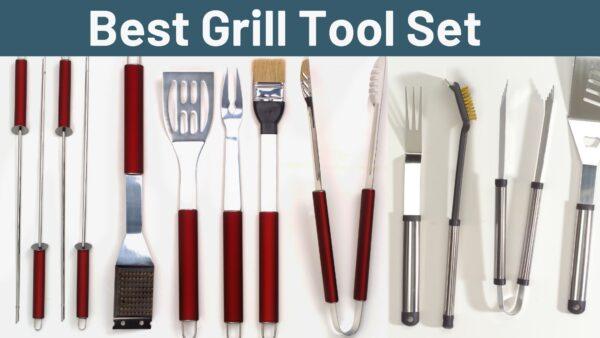 Best Grill Tool Set