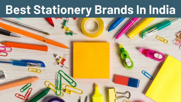 Best Stationery Brands In India