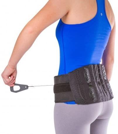 BraceAbility Lower Back Spine Pain Brace