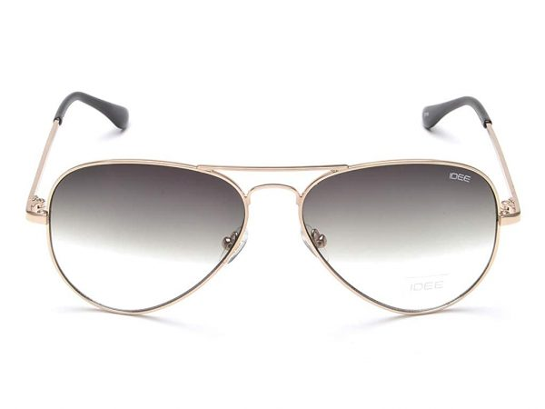IDEE Gradient Aviator Unisex Sunglasses