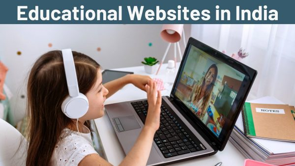 List of Educational Websites in India