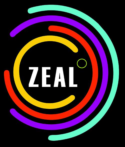 Logo Zeal Advertising Events