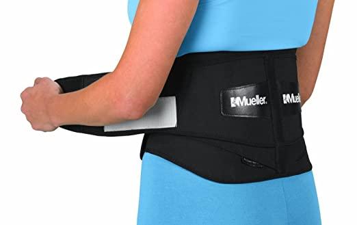 MUELLER 64179 Adjustable Back Brace