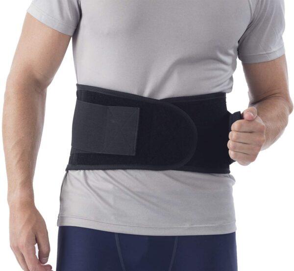 NYOrtho Back Brace Lumbar Support Belt
