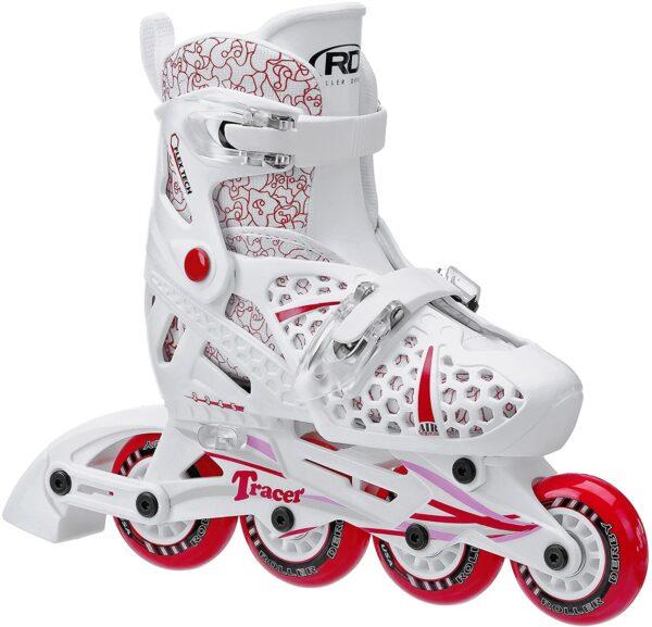 Roller Derby Girls Tracer Adjustable Inline Skate