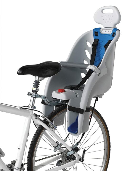 Schwinn Deluxe Bicycle Mounted Child Carrier