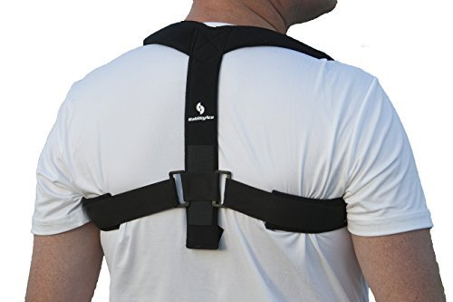 StabilityAce Upper Back Posture Corrector Brace