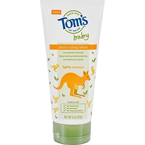 Toms of Maine Baby Lotion