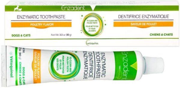Vetoquinol-Enzadent-Enzymatic-Toothpaste