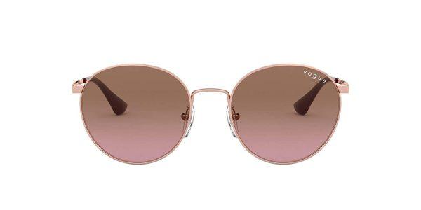 Vogue Eyewear UV Protected Round Sunglasses for Women