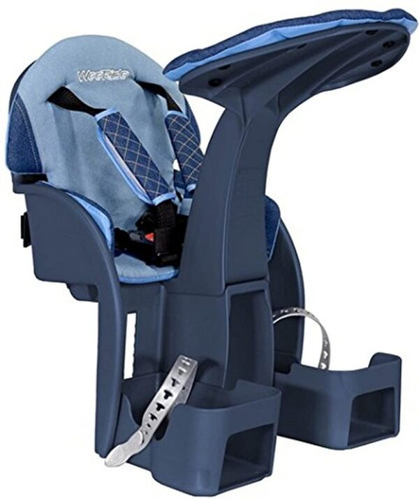 WeeRide Ltd Kangaroo Child Bike Seat Denim