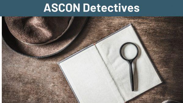 ASCON Detectives