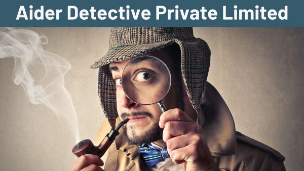 Aider Detective Private Limited