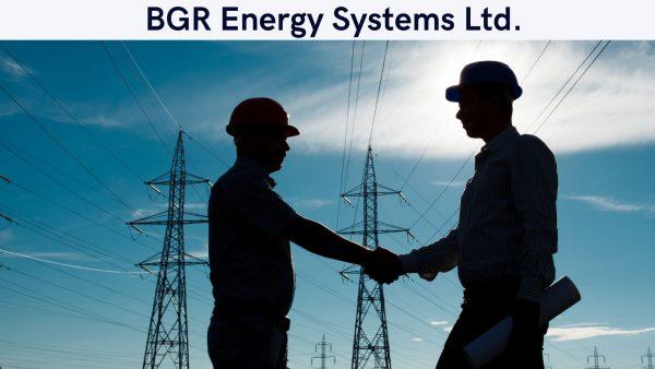 BGR Energy Systems Ltd.