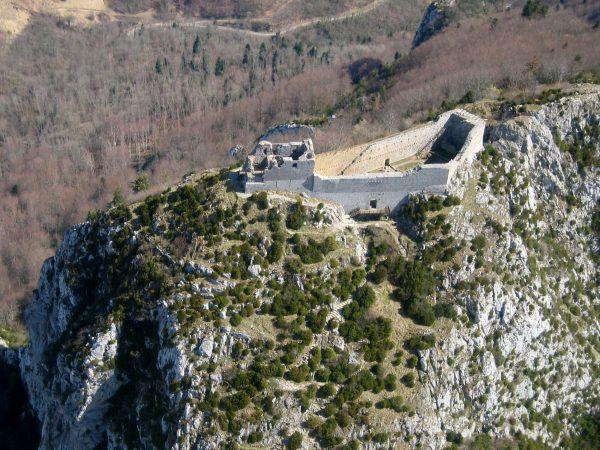 Chateau de Montsegur France